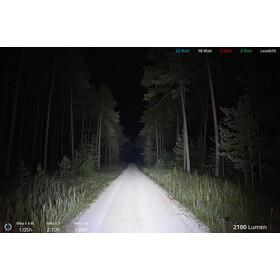 Lupine Blika X 4 - Lampe frontale - noir
